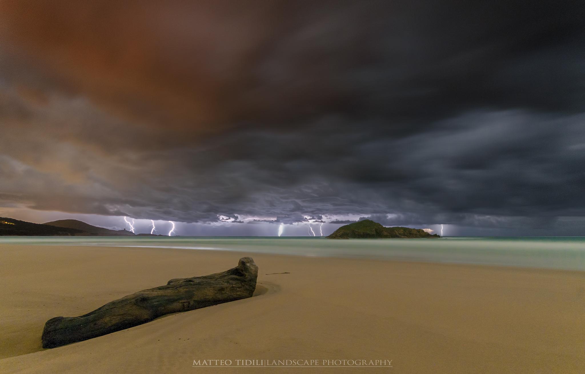 Природные стихии на фотографиях Маттео Тидили