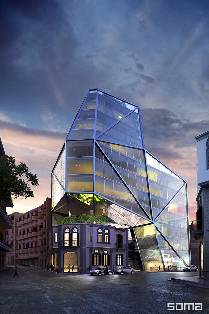 ©Arch Daily<br /> &nbsp;<br /> <a href=http://naked-science.ru/sites/default/files/images/54877607e58ecec795000196_soma-to-cantilever-luxury-residences-over-protected-house-in-beirut-_bobo_09.jpg><img alt=