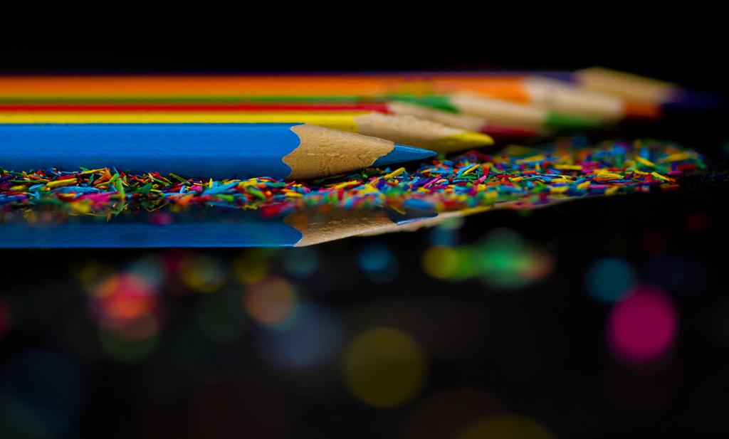 Психологическая радуга: сочетания цветов