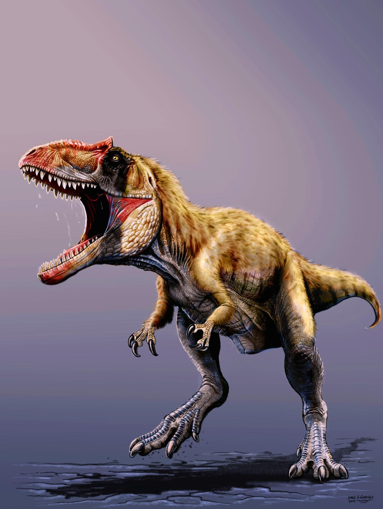 10 недавно открытых динозавров