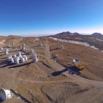 Крупнейший в мире телескоп ALMA достроен