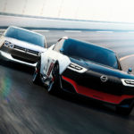 Nissan представил два новых концепт-кара – IDx Freeflow и IDx Nismo