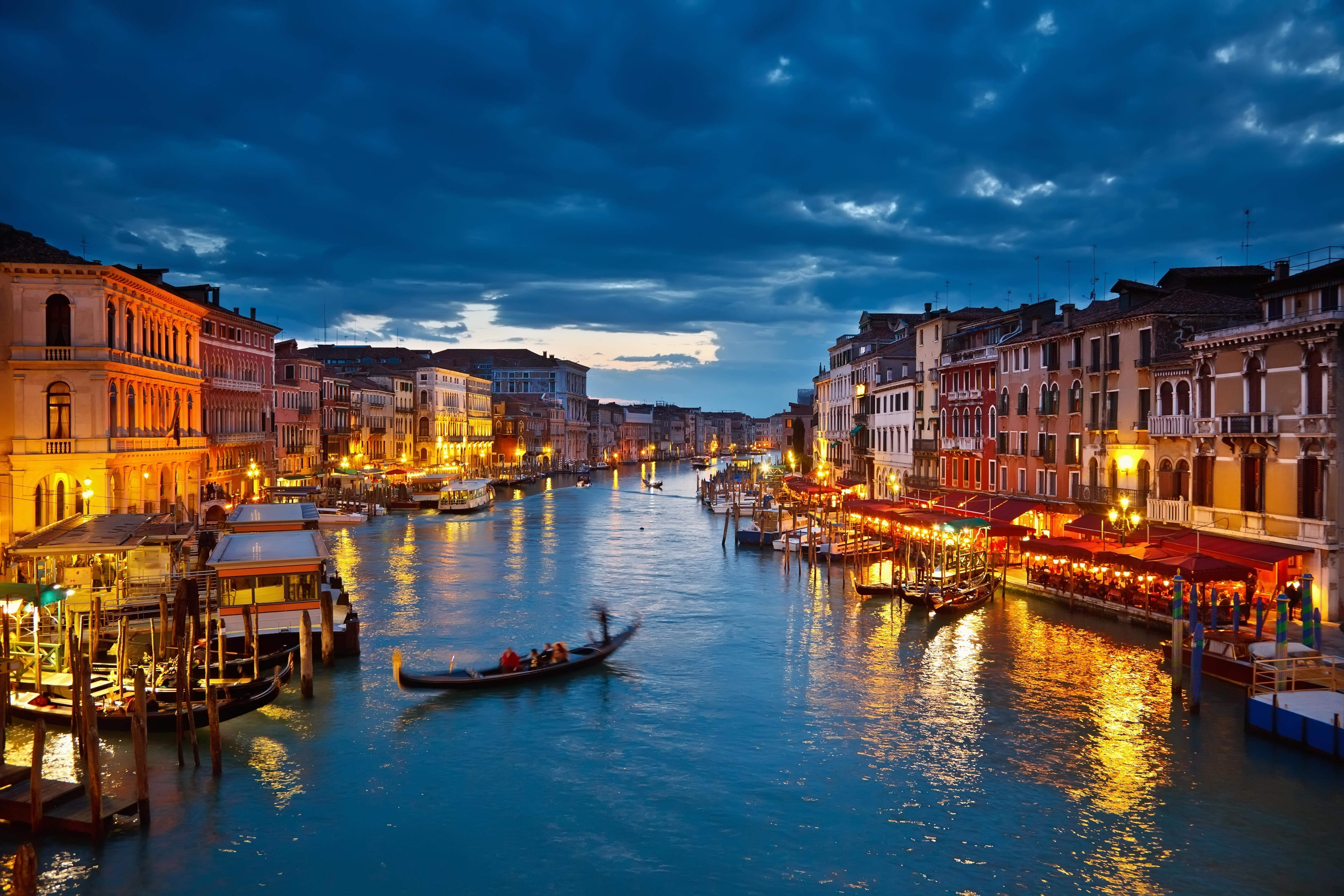 planetwildlife_grand canal venice italy