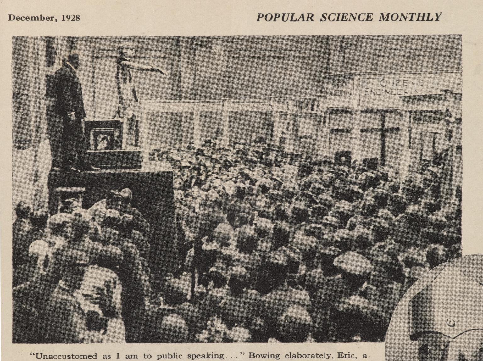 popular-science-monthly-december-1928-showing-eric-the-talking-robot-opening-the-model-engineering-exhibition-in-london