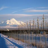HAARP (High Frequency Active Auroral Research Program) / ©Alamy