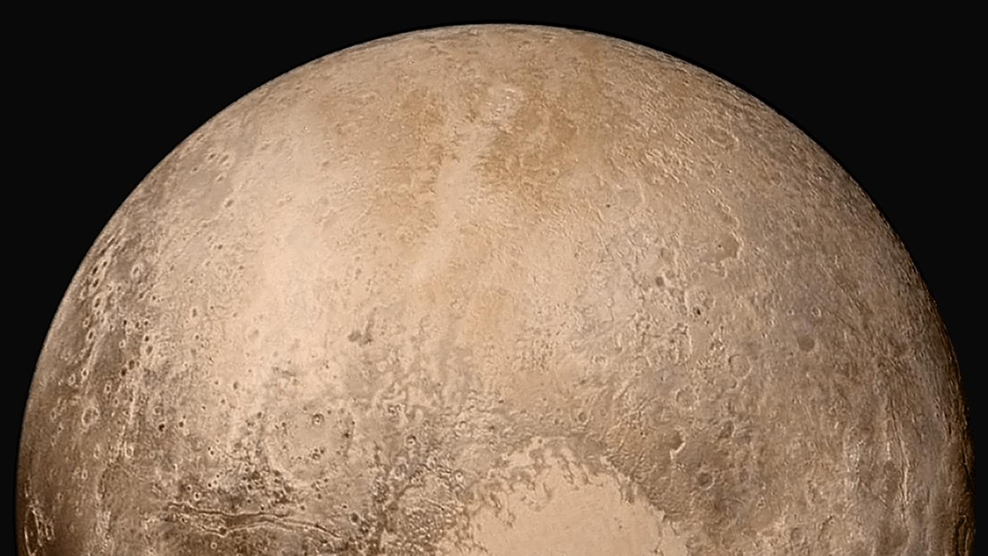 первый спутник плутона фото орех разделе