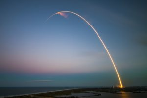 spacexs-falcon-9-rocket-makes-a-successful-launch-with-the-ses-9-communications-satellite-on-march