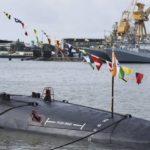 Индия ввела в строй подводную лодку INS Khanderi