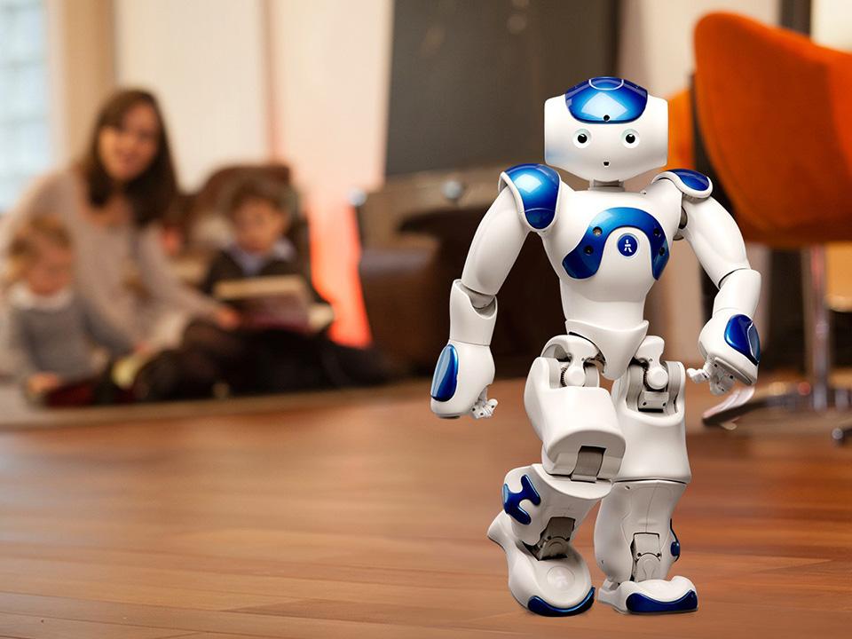 Роботы против лени