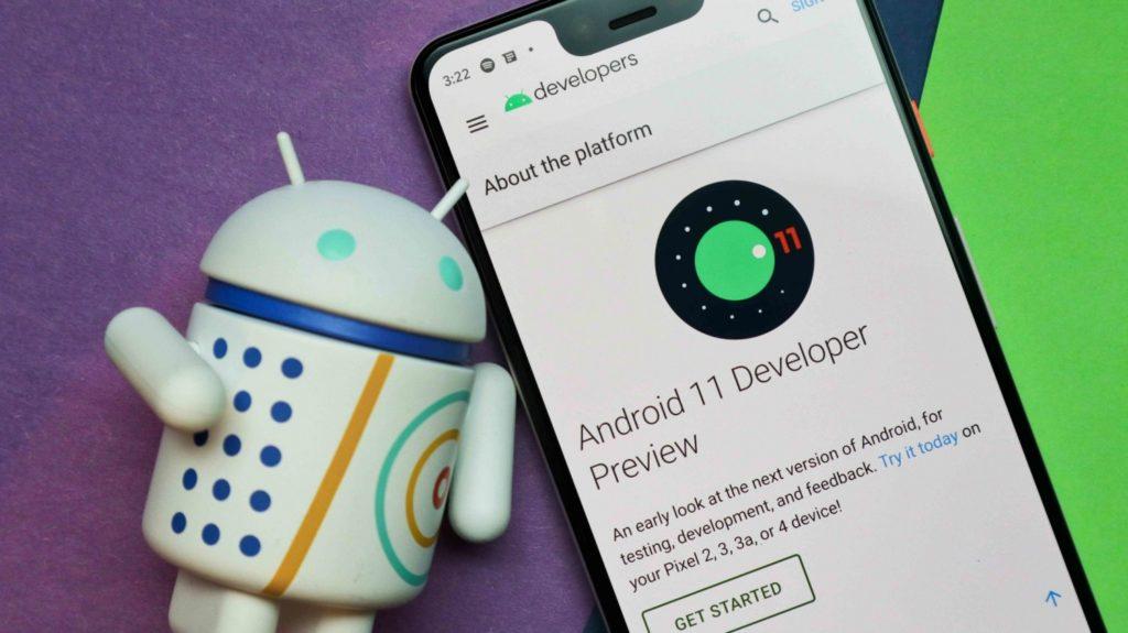Финальная стабильная версия Android 11 будет доступна ближе к концу года