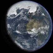 Земля в ледниковый период
