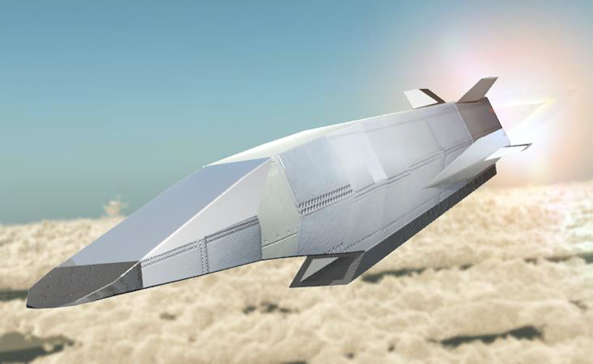 Hypersonic Cruising Missile