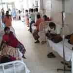 В Индии зафиксировали вспышку неизвестного заболевания. Сотни человек госпитализировали (Upd.)